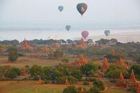 沉靜的萬塔之城──緬甸蒲甘